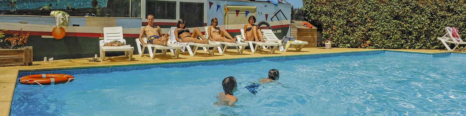 Camping avec piscine saint jean de luz cote basque - Camping saint jean de luz avec piscine ...